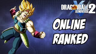 Dragon ball xenoverse 2 Bardock gameplay online ranked matches