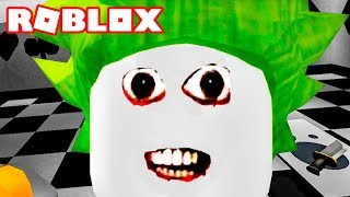ROBLOX FUNHOUSE HORROR GAME