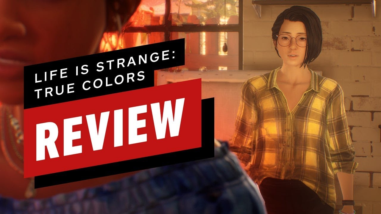 Life is Strange: True Colors Review (Video Game Video Review)