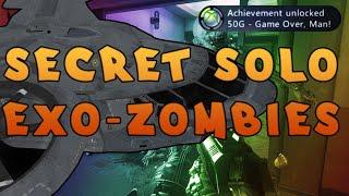 [TUTO] Secret Solo Exo-Zombies - Outbreak - Advanced Warfare