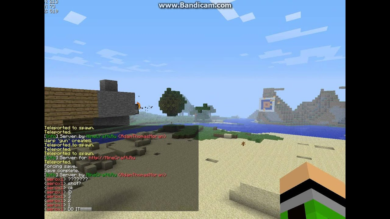Minecraft gun plugin download