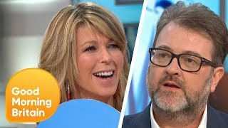 Kate Garraway and Husband Derek Play Mr and Mrs | Good Morning Britain