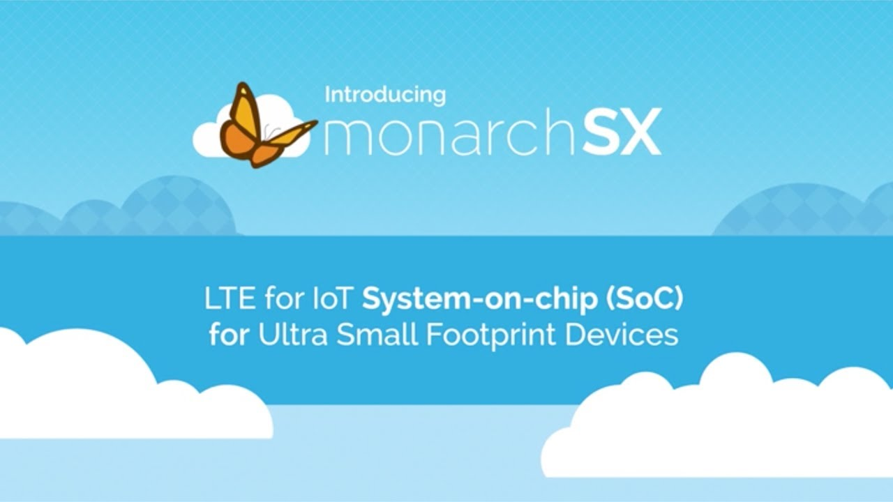 Monarch SX System on Chip