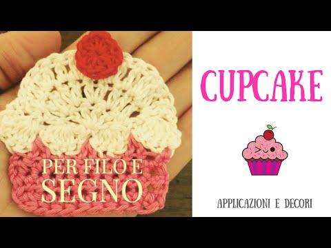 Applicazioni e Decori: Cupcake