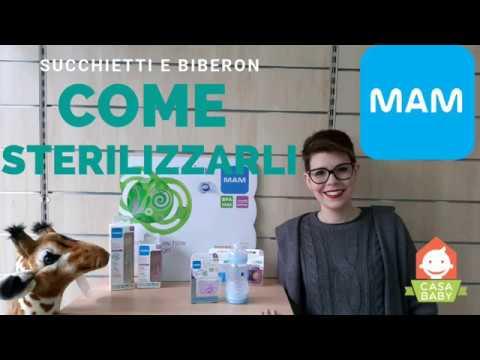 Come sterilizzare Biberon e ciucci: consigli