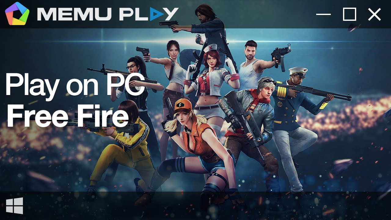 Descargar Garena Free Fire en PC - MEmu