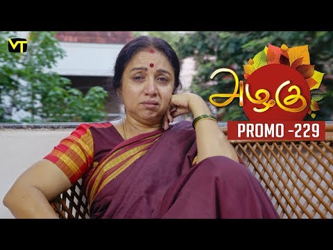 Azhagu Promo 20-08-2018 Sun Tv Serial Online