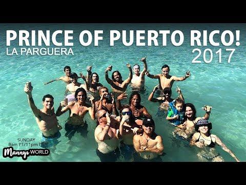 Prince Of Puerto Rico Tour!