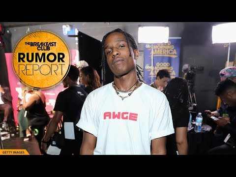 f60cf20fdb A$AP Rocky Still Detained In Sweden, Tyler The Creator, TI + More Refuse To  Perform There - Radio Facts