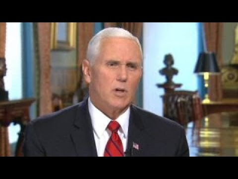 Pence reflects on President Trump's first term