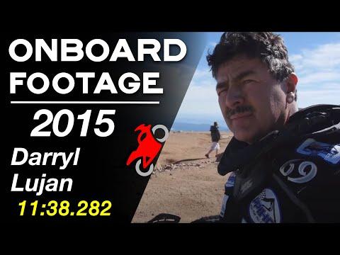 Darryl Lujan - 2015 Pikes Peak International Hill Climb - PPIHC