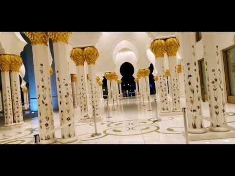 Sheikh Zayed Grand Mosque, AbuDhabi, UAE, Latest, FathimaNahas Vlog#02 from YouTube · Duration:  2 minutes 9 seconds