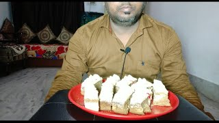 1k subscribe special eating pastry....