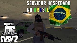 MTA DAYZ - SERVIDOR HOSPEDADO NO BRASIL