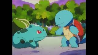 The Squirtle And Bulbasaur Bromance