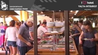 Что так впечатлило гостей в отеле «Ялта-Интурист» в Крыму