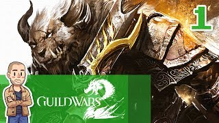 Guild Wars 2 Charr Gameplay Part 1 - Engineer - GW2 Let's Play Series