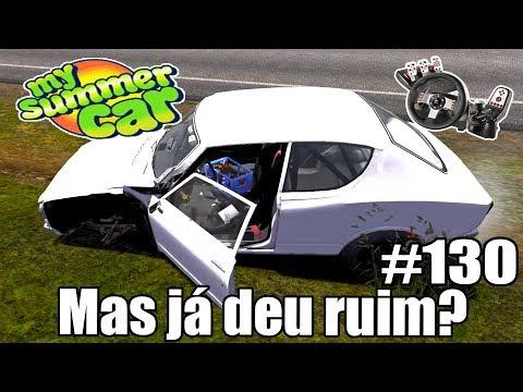 My Summer Car - ACHEI QUE VOAVA 😂 #130 ‹ Getaway Driver ›