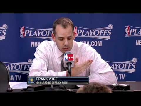 Postgame : Frank Vogel PlayOffs 2011