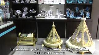 Le chocolat belge, le luxe du Maroc