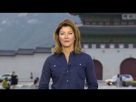 Norah O'Donnell previews interview with South Korean president