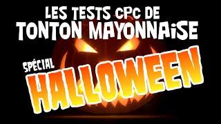test de tonton Mayonnaise #20 : Spécial Halloween ! Horreur, Blood