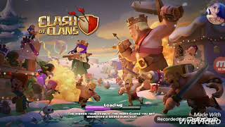 Clash Of clans Attack || Rahatul Islam Ridoy ||