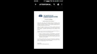 Resignation procedure for company secretary