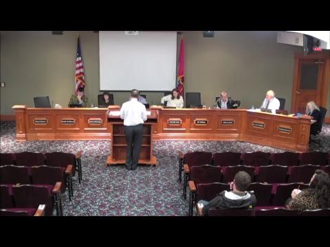 Springdale Schools | November School Board Meeting