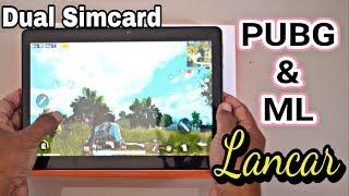 Review Tablet 4G Teclast M20 | PUBG & Mobile Legend Lancar