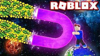 We GOT ALL THE COINS in THE UNIVERSE at ROBLOX