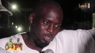 """Révélations de Aziz Ndiaye sur Modou Lô """"Modou diambar leu, cette fois je ne vais pas..."""""""