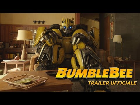 Bumblebee | Trailer Ufficiale HD | Paramount Pictures 2018