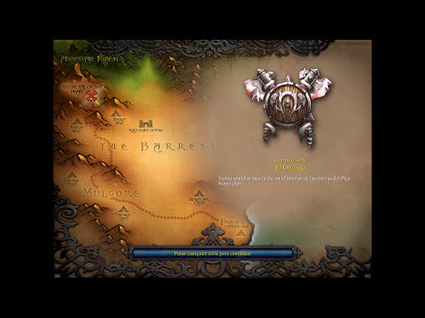 Warcraft III: Reign of Chaos. Orcos 7 # Dificultad: Difícil