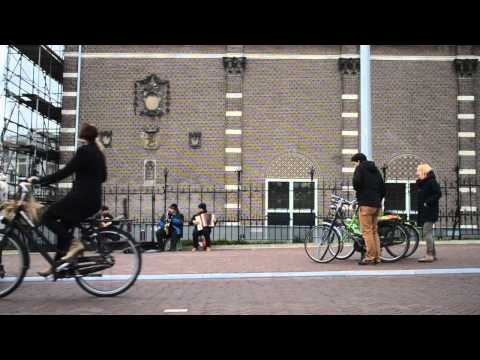 The Dutch and their bikes - Shirley Agudo