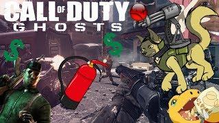 Das obligatorische CoD Ghosts Multiplayer Video