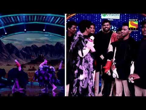India Ke Mast Kalandar - OSTRICH DANCERS - Behind The Scenes