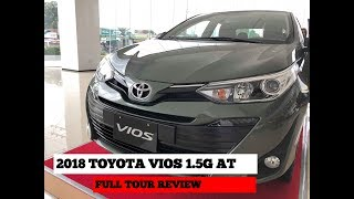 """ALL NEW"" 2019 Toyota Vios 1.5G AT 
