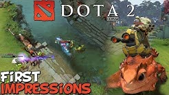 """Dota 2 In 2020 First Impressions """"Is It Worth Playing?"""""""