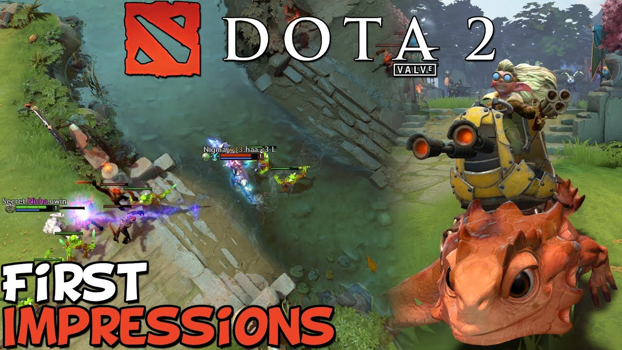 Dota 2 In 2020 First Impressions wallpaper