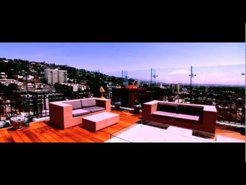 The London West Hollywood, Los Angeles, California - Luxury Resort Hotel Travel Film USA