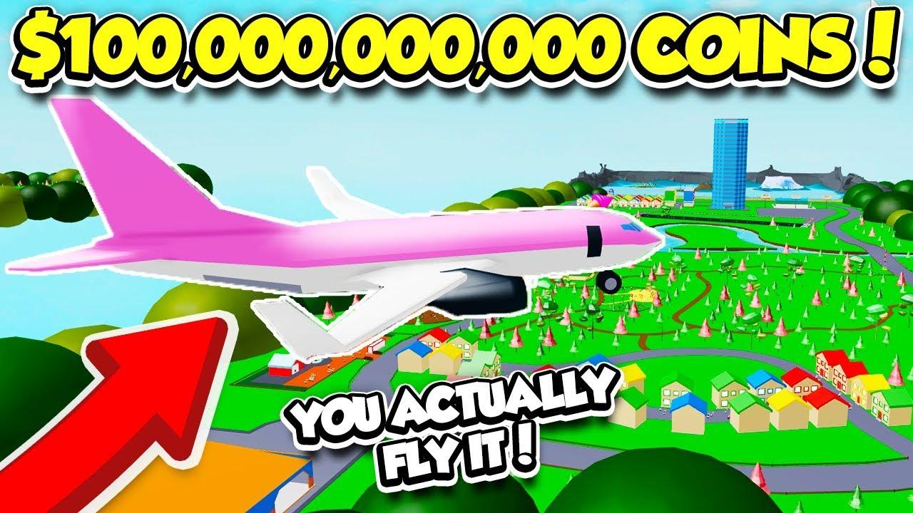 I Bought The 100 000 000 000 Plane In Ice Cream Van Simulator
