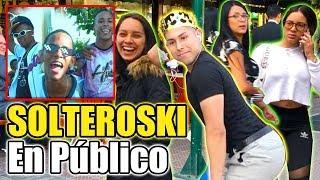 Lo mejor de (TUSA ,SOLTEROSKI,BAD BUNNY, KAROL G,etc)/ Parodia CANTO en PÚBLICO