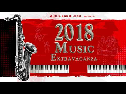MUSIC EXTRAVAGANZA 2018 in SBH FRIDAY SHOW 41318