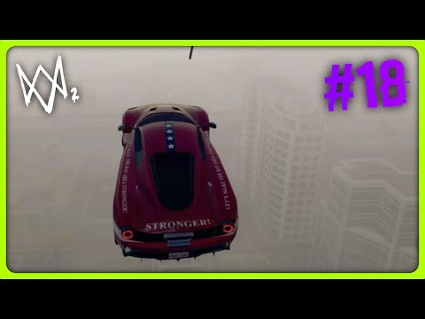 WATCH DOGS 2 PLAYTHROUGH   BIGGEST JUMP EVER   Episode 18 (Watch Dogs 2 Story)
