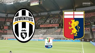 Coppa Italia 2021 (Last 16) - Juventus Vs Genoa - 13th January 2021 - FIFA 21