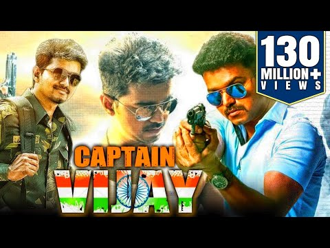 Captain Vijay (2018) Tamil Film Dubbed Into Hindi Full Movie | Vijay, Kajal Aggarwal| Film & Animation