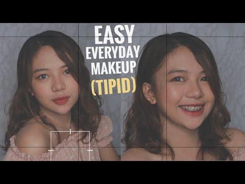 Easy Everyday Makeup Tutorial (AFFORDABLE)   Faye Balbacal thumbnail