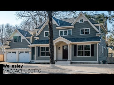 Video of 55 Hunnewell   Wellesley Massachusetts real estate &  homes by Ned Mahoney