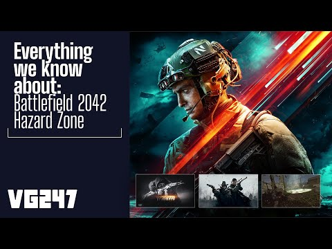 Battlefield 2042 Hazard Zone   Everything we know - Gameplay details, Tactical upgrade and Meta game